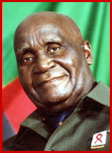 Paddy Hayes Author 2015, Daphne Park, Queen of Spies, Dr Kenneth Kaunda.